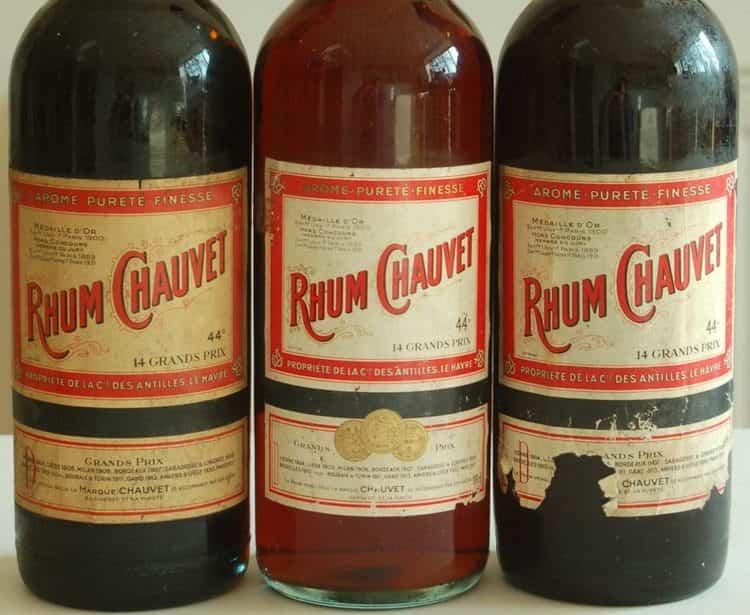 Rhum chauvet это самый дорогой вьетнамский ром.
