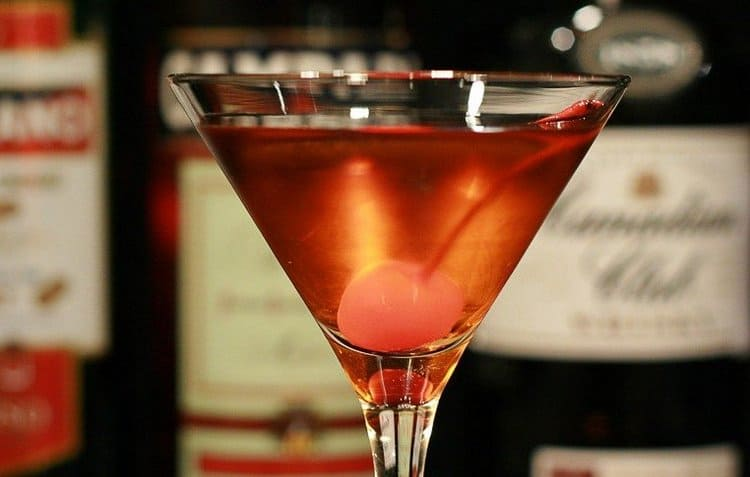 Виски aberfeldy 18 можно использовать для приготовления коктейля.