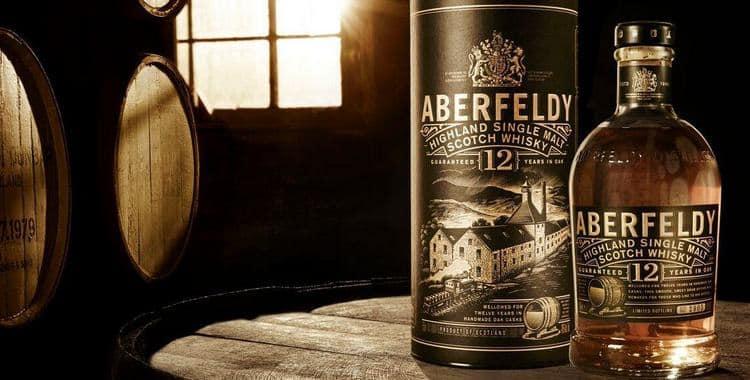 Виски Aberfeldy (Аберфелди) и его особенности