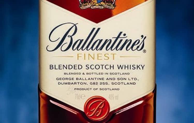 С чем смешать виски баллантайнс