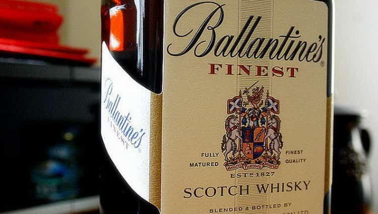 Обзор виски Ballantine's (Баллантайнс)