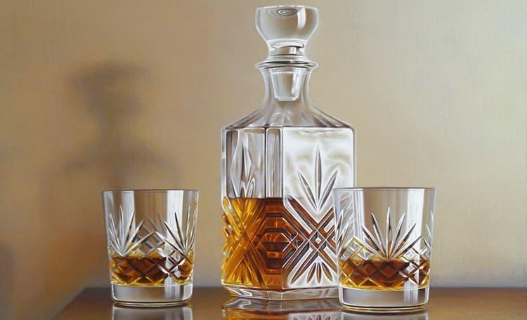 Этикет подачи и употребления виски катос