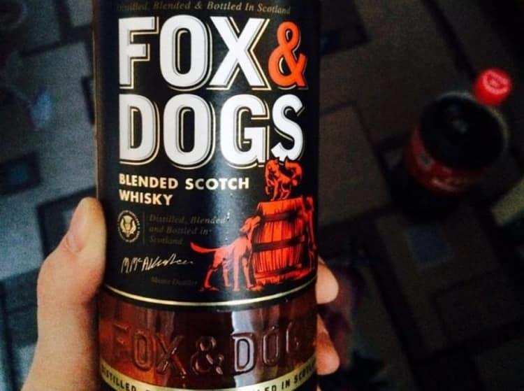 Теперь вы знаете все о виски Фокс энд догс.