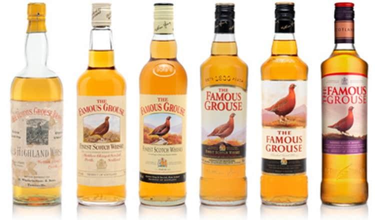 Виски famous grouse