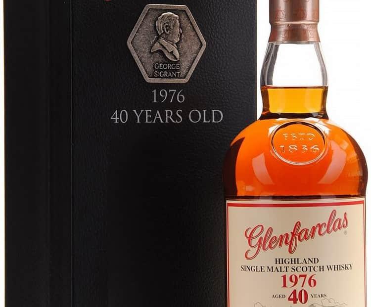 Виски гленфарклас можно найти на любой вкус: от 10 и 12 лет выдержки до 40.
