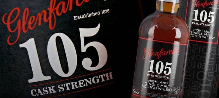 Glenfarclas 105 станет просто роскошным подарком для истинных ценителей скотча.
