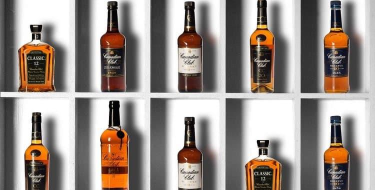 Канадский виски и его особенности