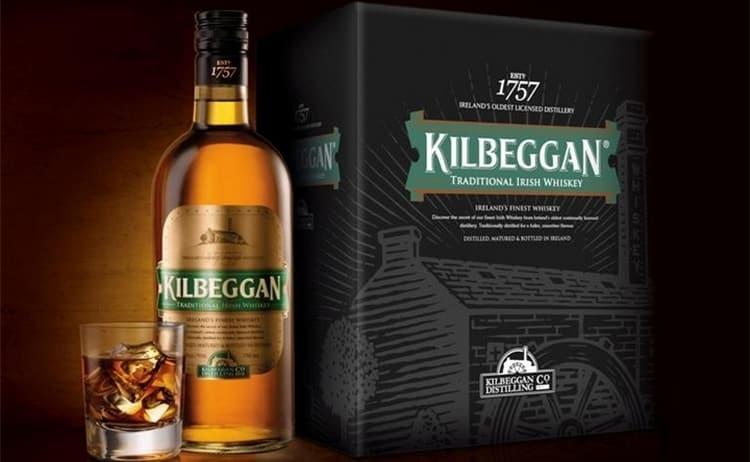 Ирландский виски Kilbeggan это хороший выбор для тех, кто любит качественный и умеренный по цене алкоголь.