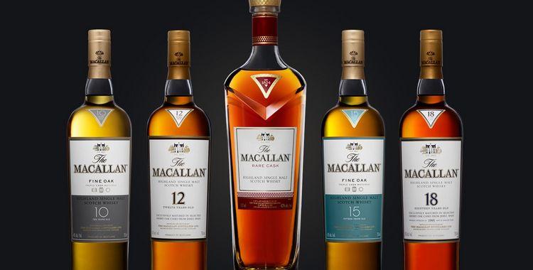 Виски Macallan (Макаллан) и его особенности