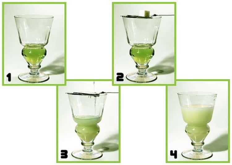 Как пить абсент jacques senaux