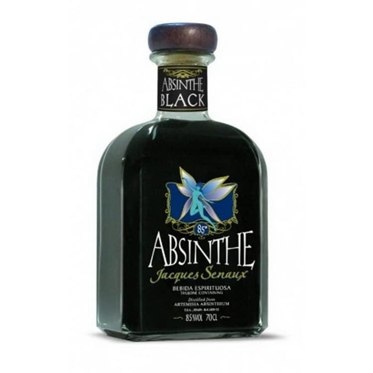 Черный абсент jacques senaux