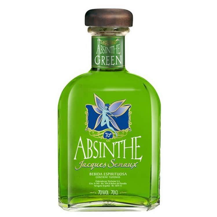 Зеленый абсент jacques senaux