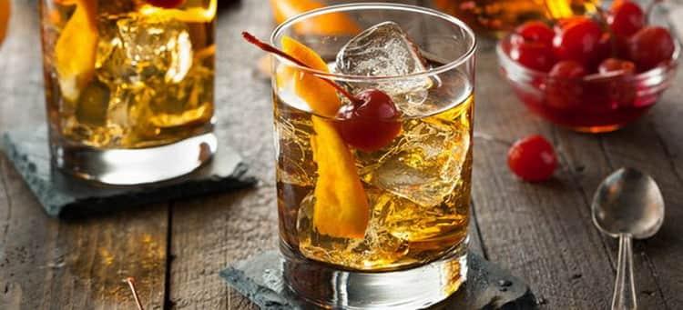 Марки американского виски.