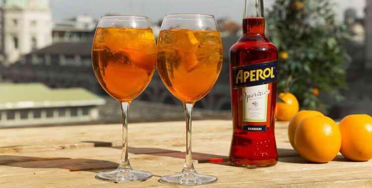Коктейль Апероль Шприц — рецепт с фото: как приготовить классический Aperol Spritz в домашних условиях