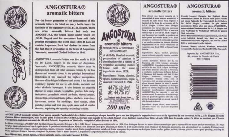 Биттер Ангостура и его особенности