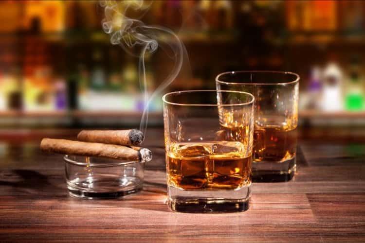 Как подавать виски джонни уокер блэк лейбл 12 лет