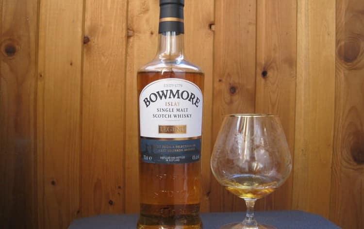 Как отличить виски bowmore 12 от подделки