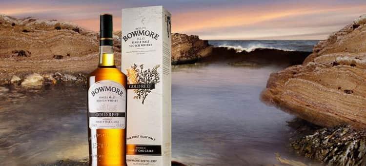 С чем подавать виски bowmore 12