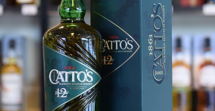 какие есть виды виски cattos 1861