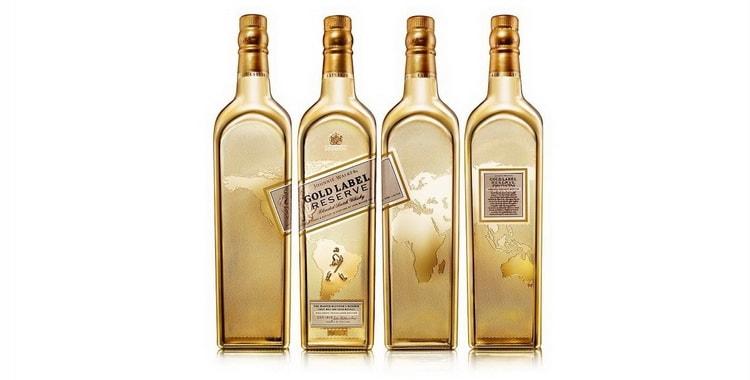 Другие варианты употребления виски голд лейбл