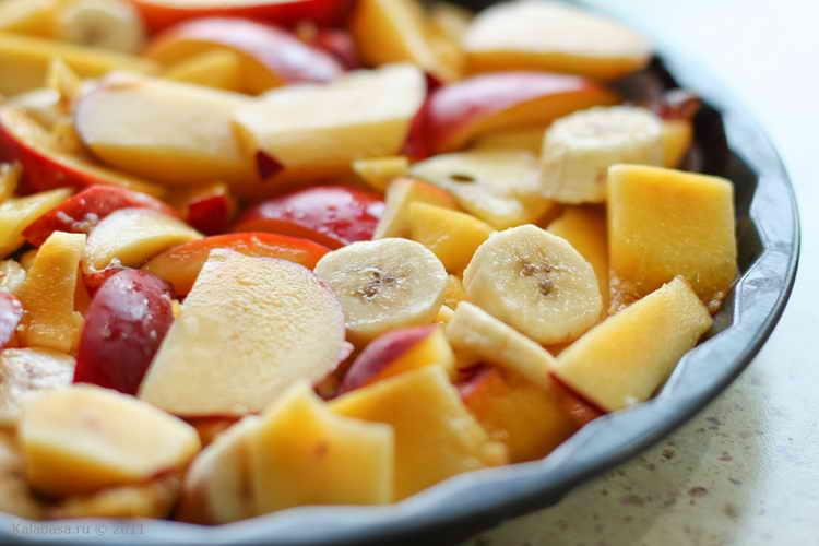фруктовая закуска к Glenlivet 12