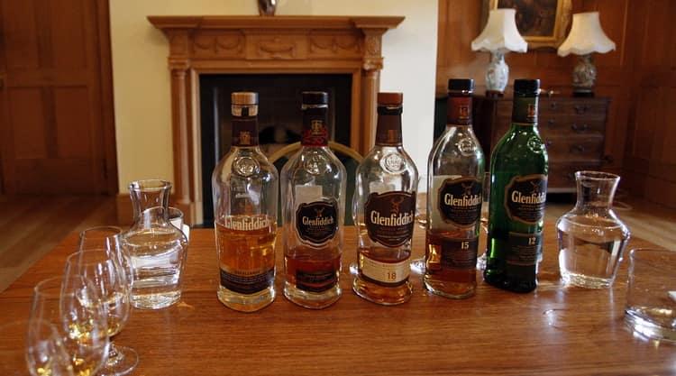 Дегустационные характеристики виски glen clyde