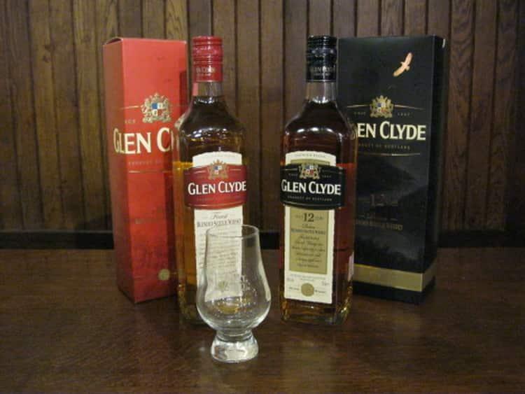 Чем разводить виски glen clyde