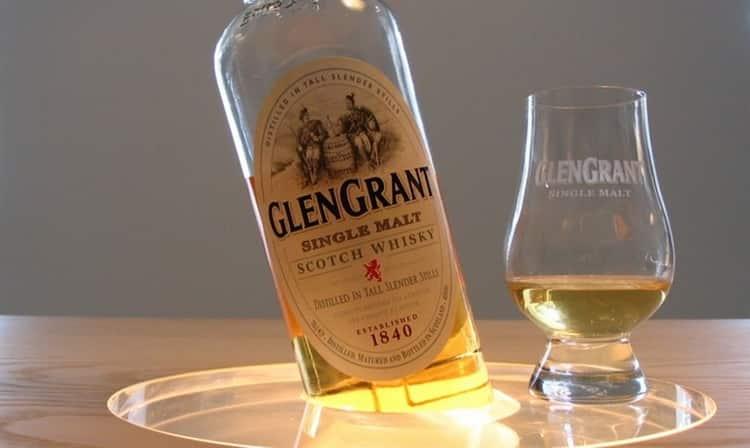 С чем подавать glen grant