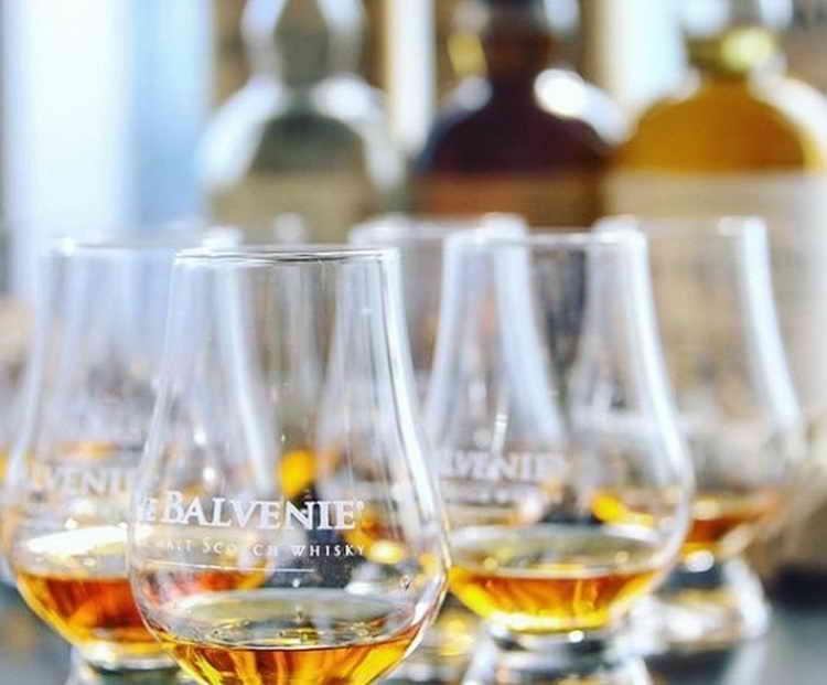 виски балвени