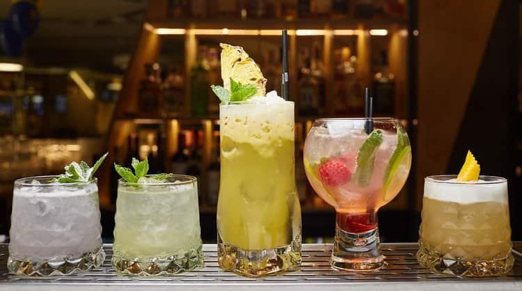 коктейли из havana club anejo reserva