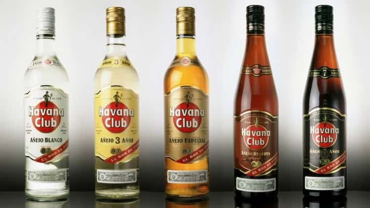 Виски havana club