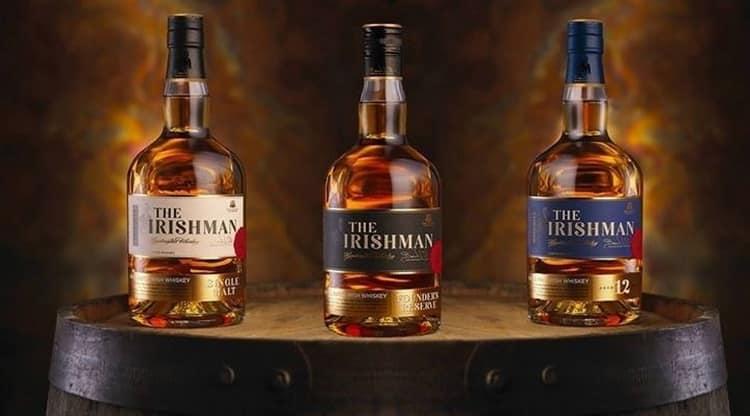 Как подавать irishman виски