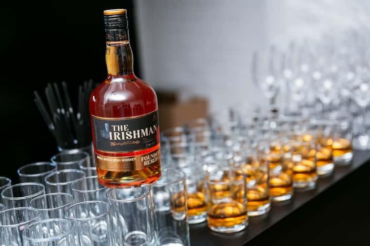 Чем разбавить irishman виски