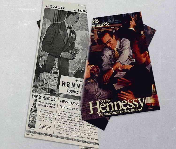 история хэннесси