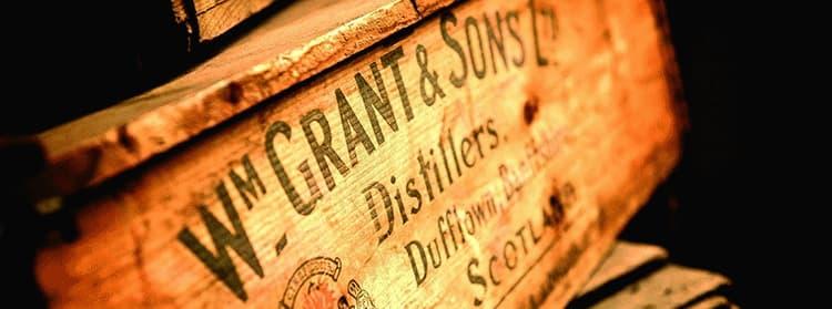история виски грантс 12 лет