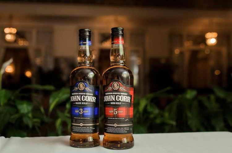 john carr виски
