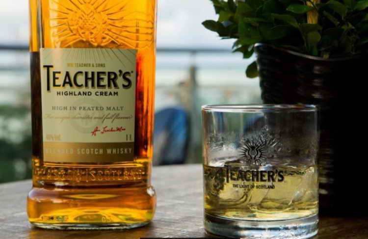 teachers виски
