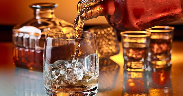 Как правильно подавать виски