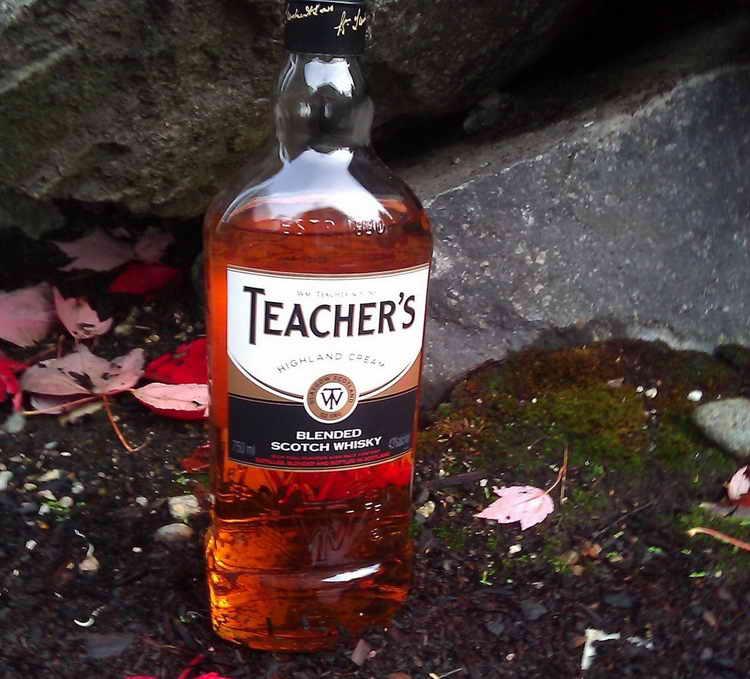 виски тичерс