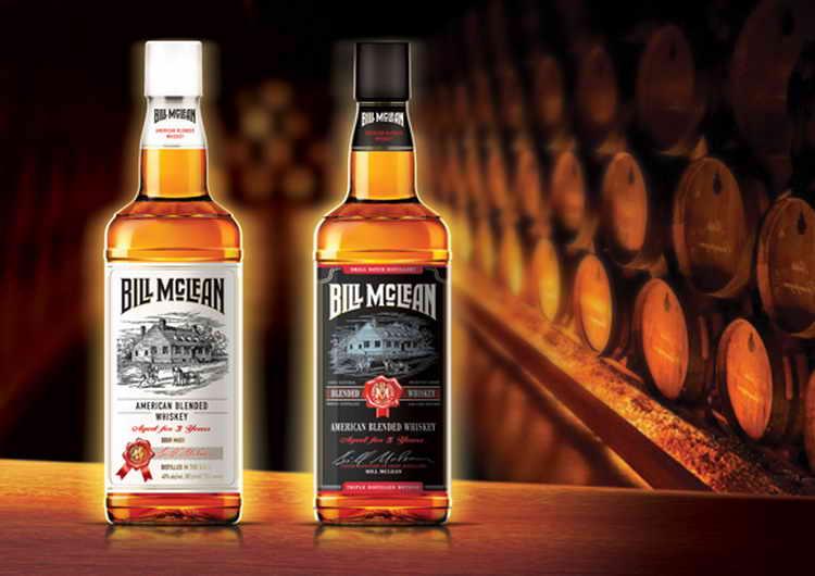 bill mclean виски