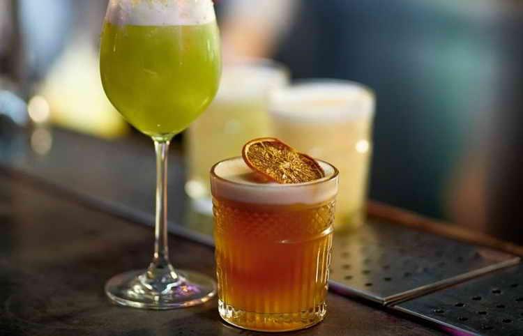 коктейли с бехеровкой лимонной