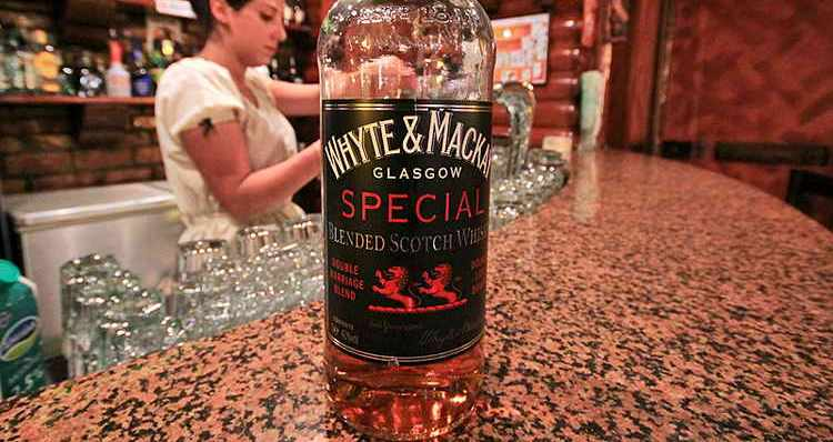 whyte and mackay special
