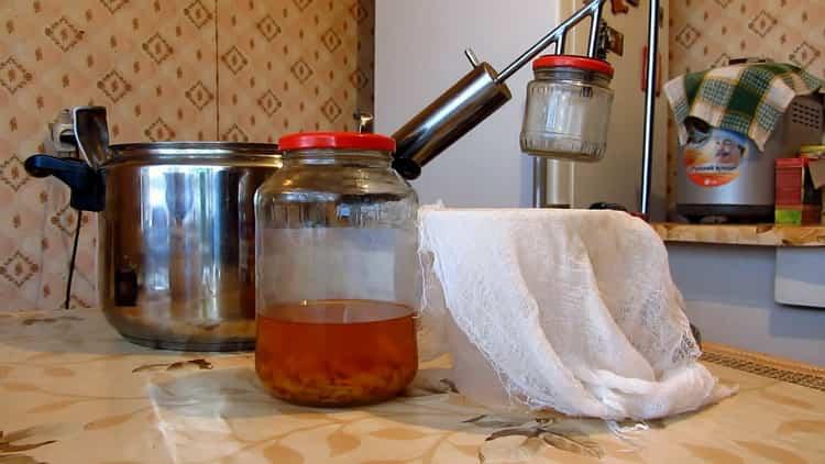 Простой рецепт приготовления куантро из самогона в домашних условиях