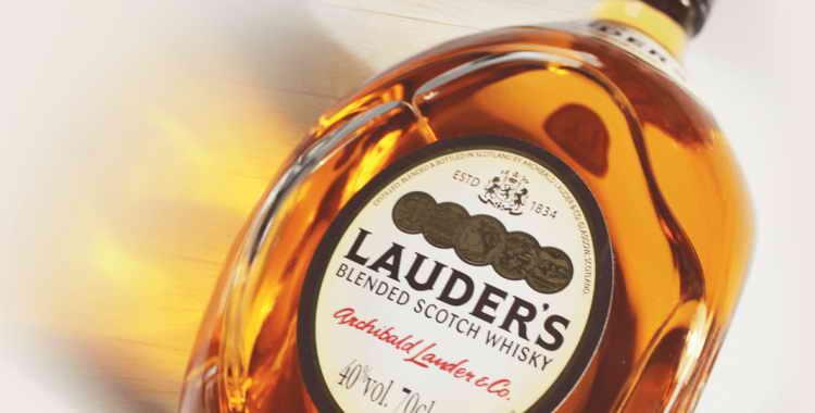 Виски Lauder's (Лаудерс) и его особенности