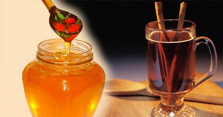 как сварить безалкогольный глинтвейн с медом