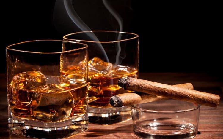 С чем смешать rowson s reserve виски