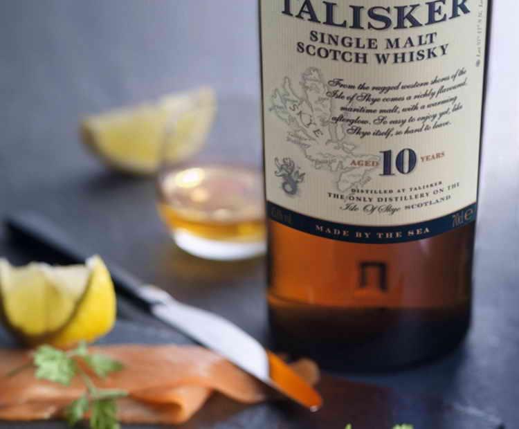 виски талискер 10