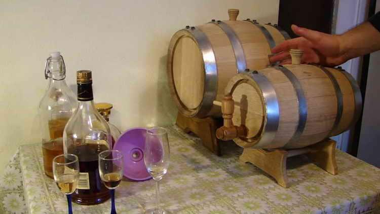 секреты приготовления виски в домашних условиях
