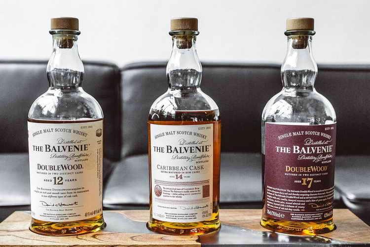 виды виски Balvenie
