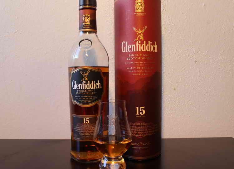 виски гленфиддик 12 лет